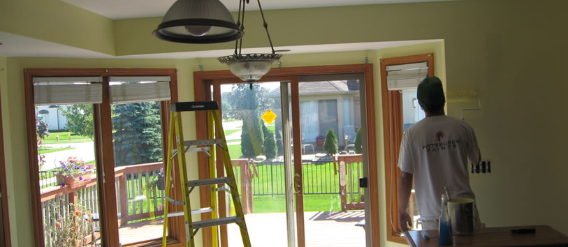 Free House Painting Estimates in North Carolina from experienced local Painters.